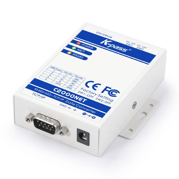 RS485-TCP/IP 通讯转换器