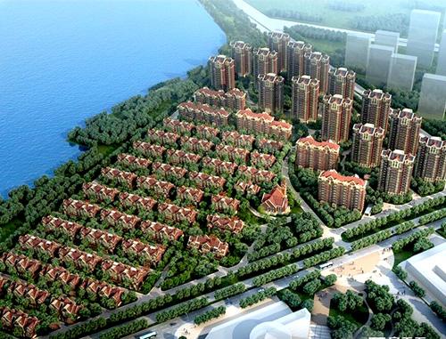 天津永定洲公园