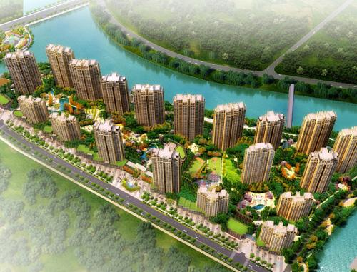 天津市远洋城滨尚花园