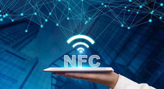手机NFC_梯控